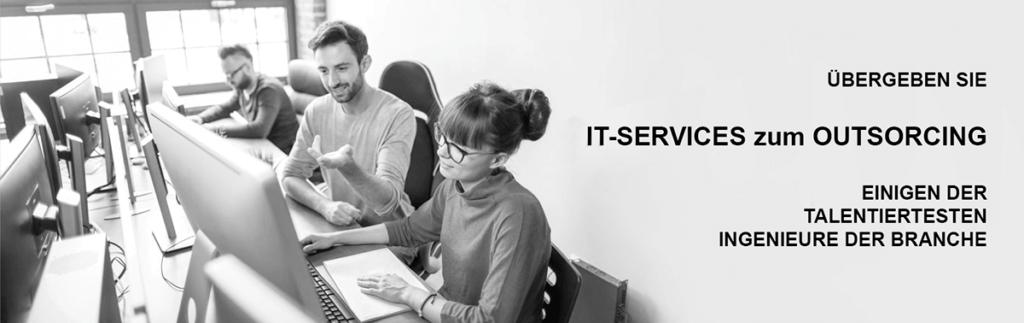 Outsourcing von IT-Projekten