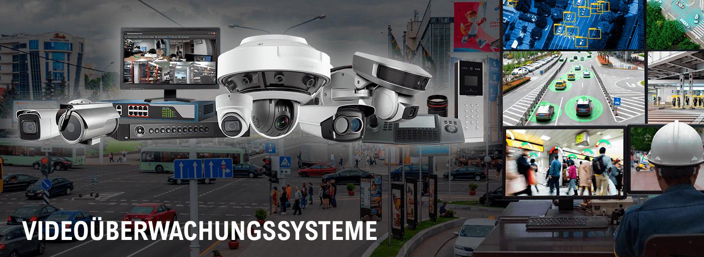 Installation von Videoüberwachungssystemen